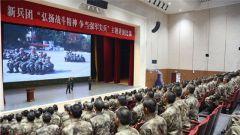 戰斗精神代代傳!戰略支援部隊某部新兵團舉辦主題講演比賽