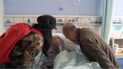 淚目!96歲抗戰老兵病床上仍不忘硝煙歲月