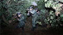 武警玉林支队:野外驻训烽烟起 实战实训砺精兵