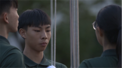 能升國旗很光榮 澳門青年積極訓練努力爭取升旗資格