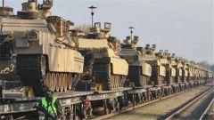 25年來規模最大!兩萬美軍增兵歐洲 還要派最強坦克