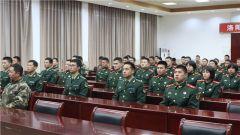 武警洛陽支隊:讀書交流活動 讓主題教育學習走深走實