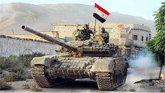 俄駐敘調解中心:武裝團伙計劃攻擊敘政府軍陣地