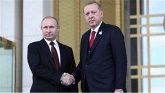 俄土總統通電話討論利比亞和敘利亞等問題