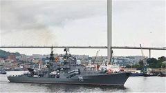 俄敘海軍在地中海進行聯合演習