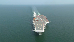 國產航母山東艦交艦簽字儀式在三亞舉行