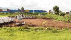 我國赴剛果(金)維和分隊完成4000平方米工程建設