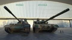 """""""一代半""""之差!96A式坦克哪些方面优于59式坦克"""