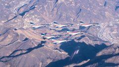 """空军八一飞行表演队:以""""国家大礼、蓝天仪仗""""为己任"""