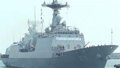 """韩国决定派军舰赴霍尔木兹海峡""""护航"""""""