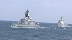日本拟向中东派遣海上自卫队
