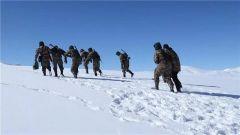 【记者在战位】风雪喀喇昆仑 那一抹最美的色彩