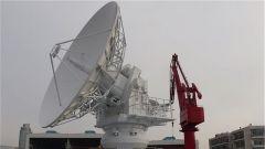 远望6号船即将完成大修改造