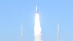 酒泉衛星發射中心首次成功發射商業亞軌道運載火箭
