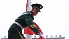 【我的2019】彭亮:五星紅旗 我為你驕傲