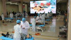 联勤保障部队第909医院顺利通过战备年度考核