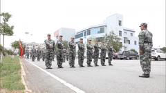 湖北:加强民兵在岗训练 持续强化技能本领