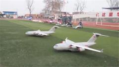 空軍工程大學軍營開放日活動豐富多彩