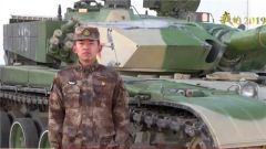 """【我的2019】坦克兵曾荣:在国际赛场跑出""""中国速度"""""""