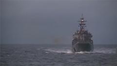 俄罗斯多维度展示新武器 加强海上力量 新型扫雷舰加入俄黑海舰队