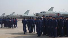 海軍航空兵某部:冬季練兵 從比武場走向戰場