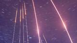 中國軍視網本周的高清壁紙來啦!馬上收藏換屏保吧。(存圖方法:長按圖片-保存至手機)圖為八發齊射照亮星空。