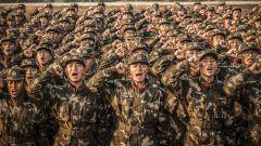 武警永州支队打响新年第一枪