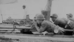 渡江戰役打破劃江而治幻想 新中國成立解放軍向全國進軍