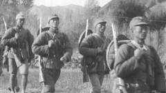 勿忘歷史!日本全面侵華 中華兒女奮力抗爭