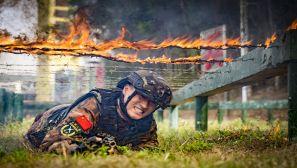 廣西南寧:開訓即開戰!武警特戰隊員實戰化訓練提升打贏本領