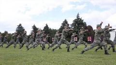 陸軍第75集團軍: 鐵肩擔當強軍任 鐵騎猛虎永向前
