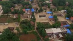 探訪地坑院:生活在地平線下的村莊