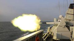 乘风破浪 海军黄石舰海上实战化训练打响