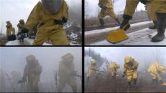 【第一军视】这阵式谁敢疏忽!看火箭军官兵如何让核生化污染一丝不留