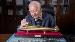 致敬中國脊梁 黃旭華:深潛三十年 為國鑄重器