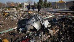 乌克兰客机在伊朗坠毁 事故原因引猜测