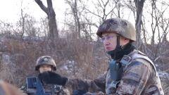 【陸軍第二屆十大標兵】巴興:強軍勝戰的領頭雁 使命熔鑄到守邊固防