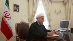 伊朗总统与乌克兰总统通话 就击落客机向乌方道歉