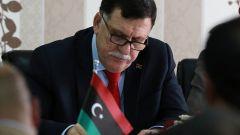 利比亚民族团结政府总理突访土耳其