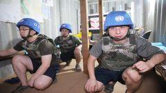 馬里:中國維和醫療分隊緊急應對夜間恐怖襲擊威脅