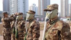 新年开训!专职人民武装干部练兵忙