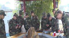 火箭軍某工程旅:導彈筑巢人的巖石文化