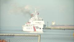 中國海警艦艇首次訪問菲律賓
