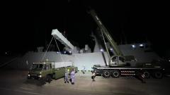 【聚焦實戰化演兵場】夜間雷彈保障演練 檢驗全天候作戰能力