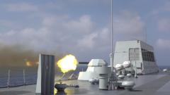 闻令而动!海军某登陆舰支队开展海上实战化训练