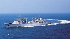 海軍微山湖艦:今年春節,我們不回家