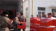 陆军第81集团军某旅展开野战饮食快餐化保障演练