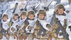 冰天雪地里,一支軍隊行軍的啟示