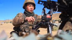 西藏:新年開訓 雪域高原持續掀起練兵熱潮