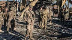 吴大辉:拥有S-400势在必行 导弹来袭伊拉克士兵被美军赶出地下掩体